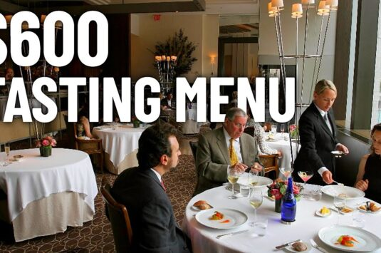 The Most Expensive Restaurants In NYC
