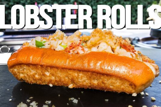WARM & BUTTERY LOBSTER ROLLS AT HOME